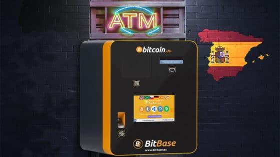 8 nuevos cajeros de Bitcoin y criptomonedas son instalados en España