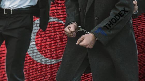 62 personas ligadas a Thodex son detenidas en Turquía por presunta estafa con criptomonedas