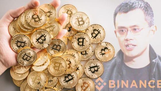 CEO de Binance revela que el 100% de su patrimonio está en criptomonedas