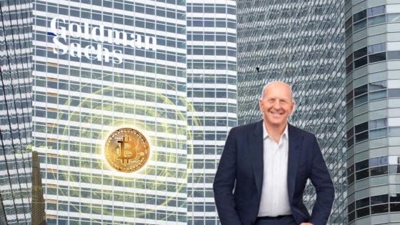 Goldman Sachs: Bitcoin es importante para el futuro de los sistemas financieros globales