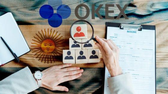 ¿Sos de Argentina? Podés ganar un salario en criptomonedas mediante el exchange OKEx