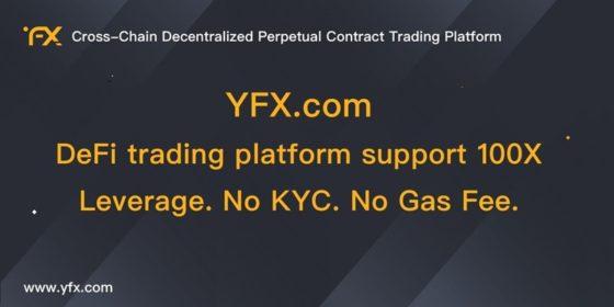 YFX.COM: El exchange descentralizado de contratos perpetuos entre cadenas