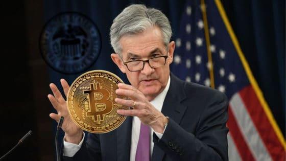 Presidente de la Fed: nuestra política monetaria estaría impulsando a las criptomonedas