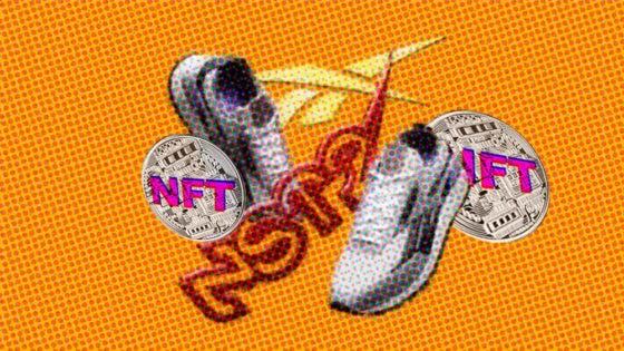 Reebok se lanza al mercado de los NFT con zapatos digitales de edición limitada