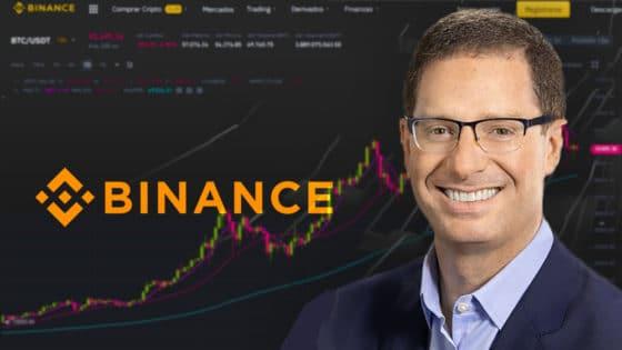 Ex contralor de la moneda del gobierno de Trump asume como nuevo CEO de Binance.US