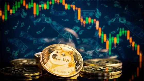 Dogecoin retrocede tras venta masiva de inversionistas de larga data