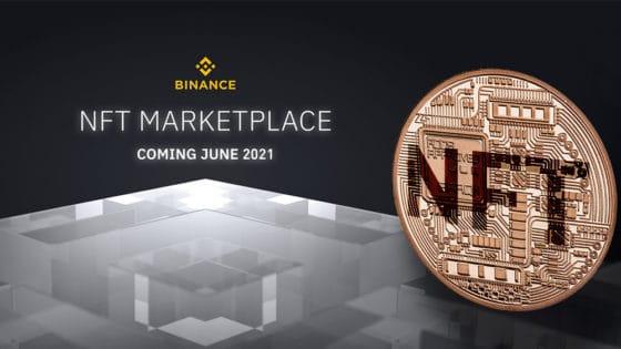 Binance tendrá su propia plataforma de NFT
