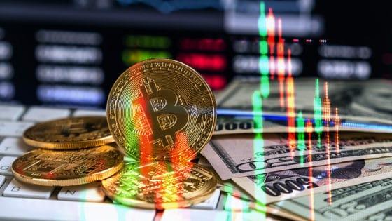 Mercados al día: bitcoin continúa en corrección y retrocede 7% en los últimos 7 días