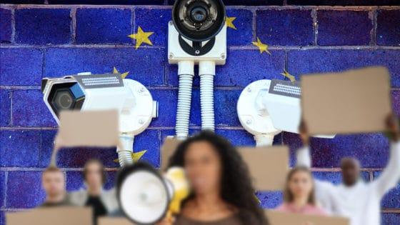 Europa activa un movimiento contra la vigilancia biométrica