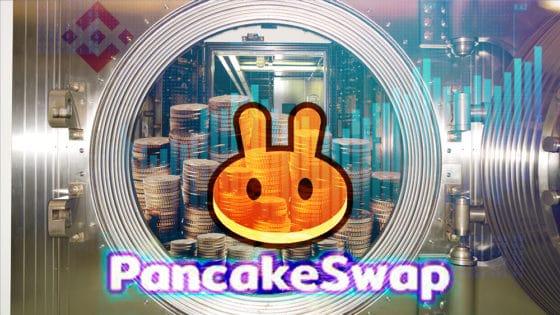 PancakeSwap de Binance supera a Uniswap de Ethereum en valor bloqueado