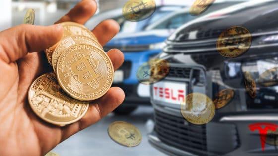 Tesla prueba la liquidez de Bitcoin con una venta de 272 millones de dólares