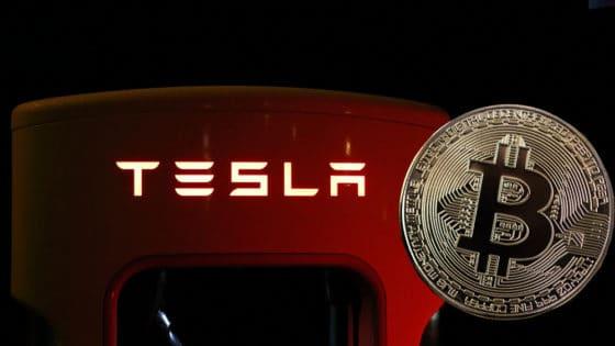 Tesla deja de aceptar bitcoin como pago y caen precios de BTC y de TSLA