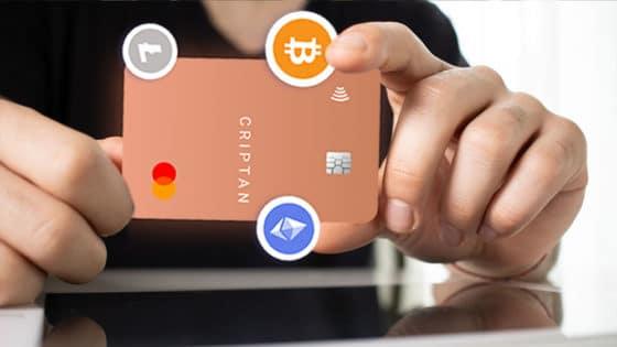 Startup de España lanza tarjeta para pagos con bitcoin en comercios que acepten Mastercard