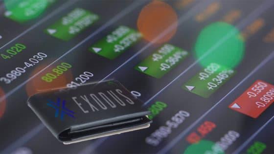 Monedero Exodus recauda USD 75 millones en su oferta pública inicial