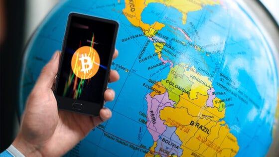 Creciente inversión en bitcoin en Latinoamérica se refleja en las redes sociales