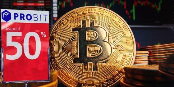 ProBit Global ofrece un amortiguador oportuno antes del rebote del mercado de bitcoin