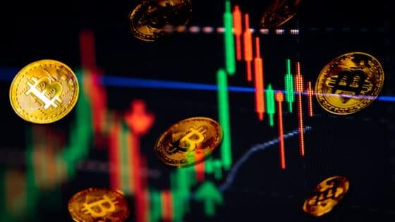 Precio de bitcoin cae por debajo de 34.000 dólares con retroceso de 13% en la semana