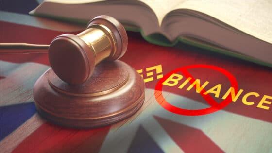 Regulador británico prohíbe las operaciones de Binance en el Reino Unido