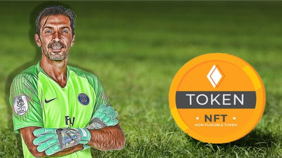 Gianluigi Buffon lanzará sus NFT coleccionables en Ethereum