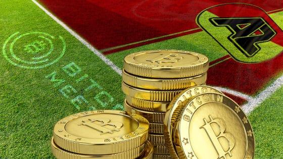 Equipo holandés de fútbol añade bitcoin a su balance