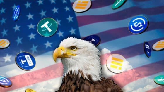 Comisión de Estados Unidos sigue debatiendo sobre regular las stablecoins