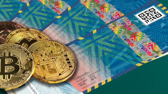 ¿Bitcoins en forma de billetes? empresa suiza busca crear un nuevo estándar