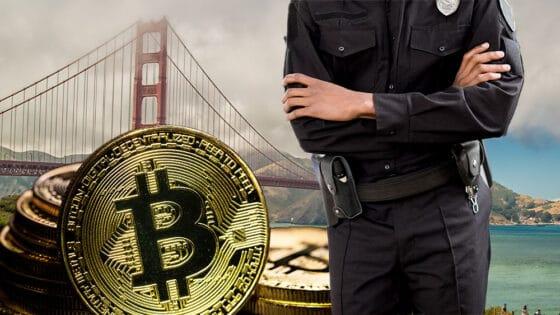 Bitcoin se convierte en refugio de valor para la policía de San Francisco en EE. UU.