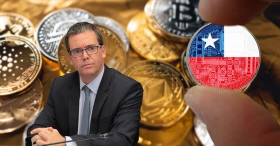 Bancos criminalizan injustamente a las criptomonedas: exsenador chileno Felipe Harboe