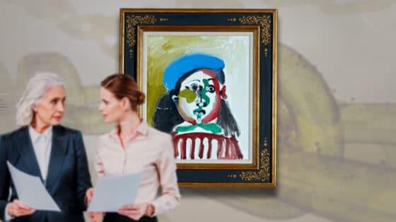 ¿Compartir la propiedad de un cuadro de Picasso? Un banco suizo lo hace posible