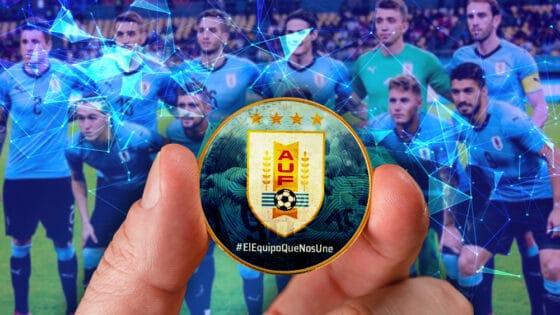 Selección uruguaya de fútbol tendrá su propio fan token