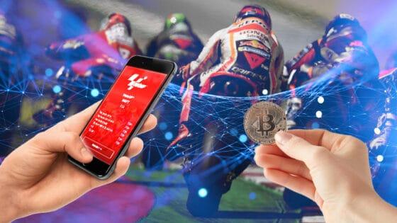 Bitcoin sobre 2 ruedas: exchange de criptomonedas patrocinador oficial de la MotoGP