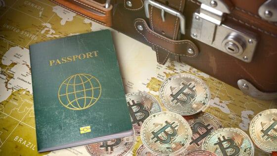 Empresa ofrece pasaporte para no pagar impuestos por ganancias en bitcoin