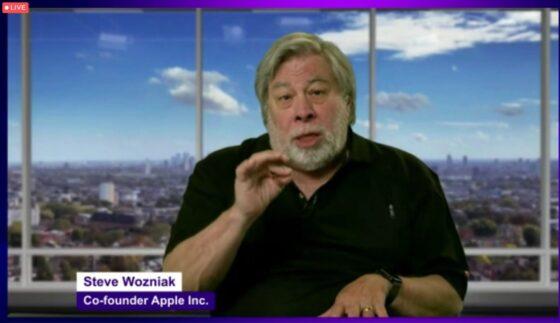 """Steve Wozniak, cofundador de Apple: """"Bitcoin es el milagro matemático más asombroso"""""""