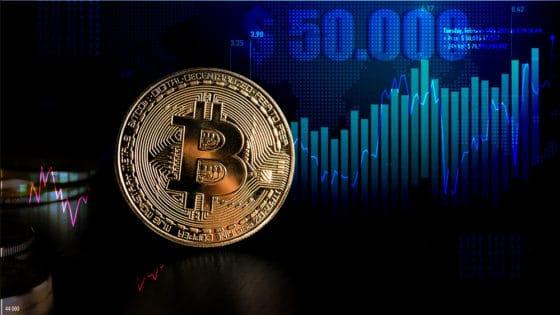 Bitcoin recupera los USD 50.000 con 90% de sus usuarios en ganancias