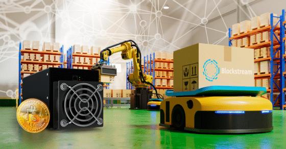 Blockstream recauda USD 250 millones para fabricar mineros de Bitcoin