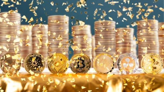 Con una recuperación general, el mercado de criptomonedas supera los USD 2 billones