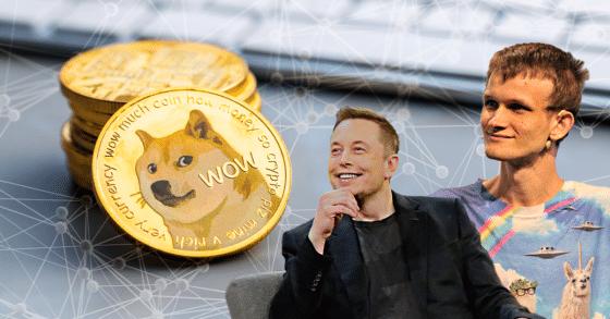 Fundación Dogecoin se reactiva con la llegada de Vitalik Buterin y un asesor de Elon Musk