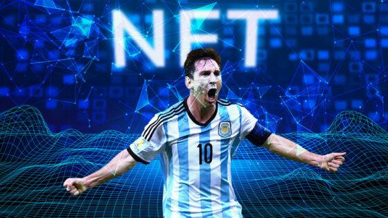 Lionel Messi también quiere goles en el mundo de los NFT