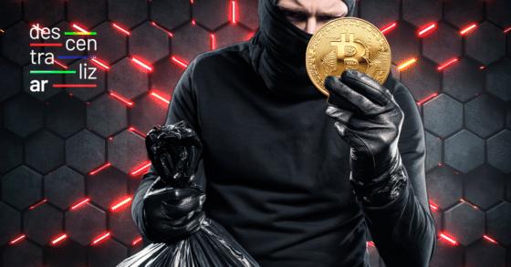 ¿Cómo prevenir estos 4 tipos de estafas con bitcoin y criptomonedas?