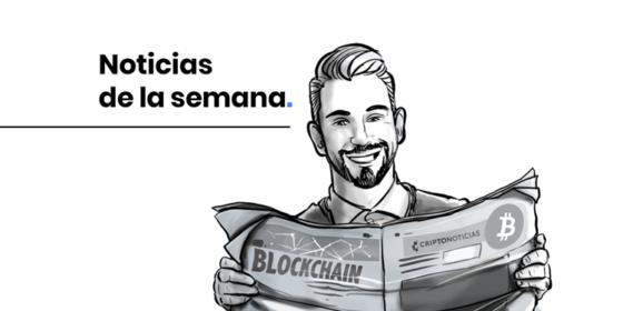 Noticias de la semana: Bitcoin es moneda legal en El Salvador y cae su precio