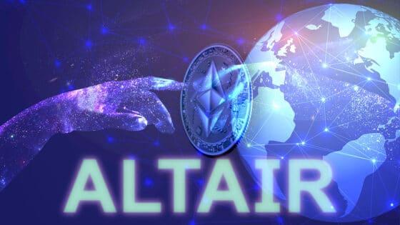 La actualización Altair de Ethereum da un paso más hacia el fin de la minería