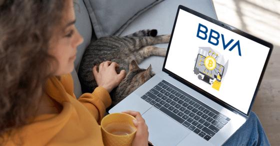 BBVA ya tiene servicios con bitcoin en la Unión Europea y América Latina