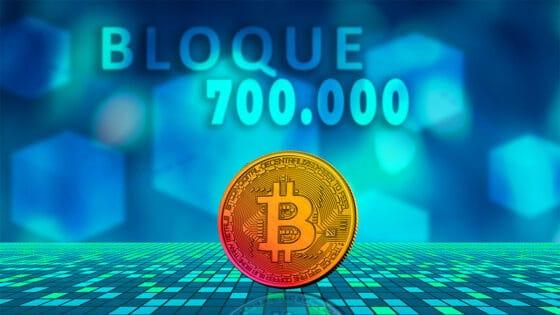 Bitcoin marca un nuevo hito: es minado el bloque número 700.000