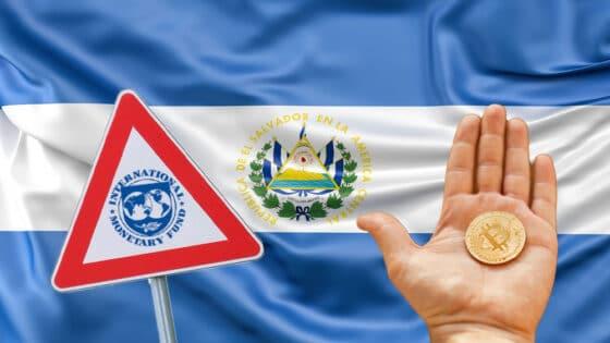El Salvador compró bitcoin con la caída de precio y Bukele le agradeció al FMI