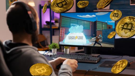 Lightnite, un juego Battle Royale para ganar bitcoin y NFT, ya disponible para descargar