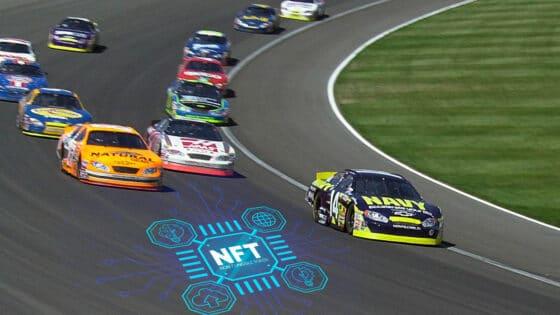 NASCAR entra a la carrera de los NFT con su propio marketplace