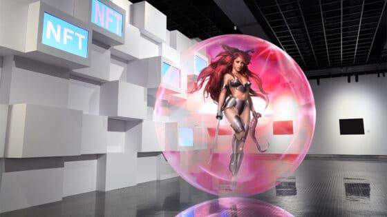 Moscas y NFT en la casa: Shakira lanza su colección de tokens digitales