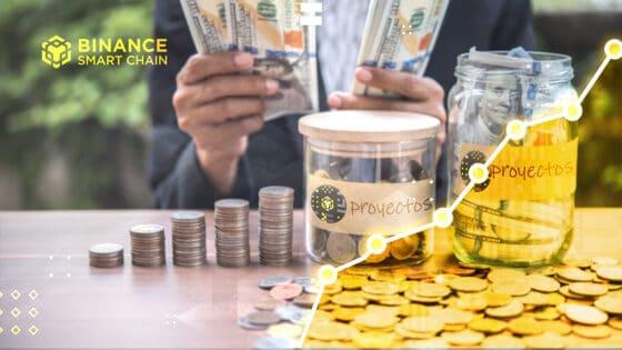 Binance invierte USD 1.000 millones para robustecer a la Binance Smart Chain