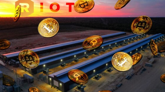 Riot Blockchain cuadruplicó su producción de BTC en septiembre: 406 bitcoins